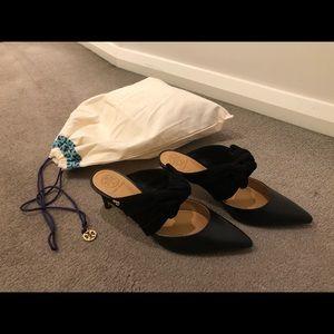 Tory Burch heels   size 36   brand new
